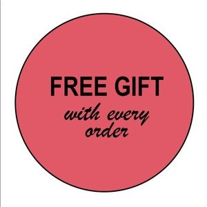 ❗️FREE GIFT WITH EVERY ORDER❗️
